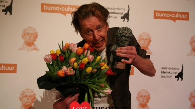 Jan Rot wint Annie M.G. Schmidtprijs 2015