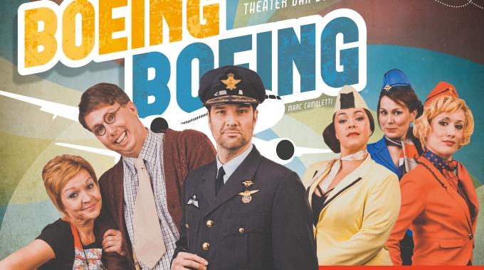 Riemen vast en lachen geblazen want Boeing Boeing komt eraan!