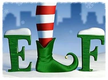 Greg & Baud Productions presenteert ELF The Musical