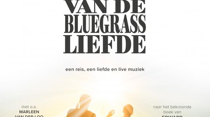 Jeroen Phaff en Marleen van der Loo in nieuwe Nederlandse muziektheaterproductie 'De Dagen van de Bluegrassliefde'.