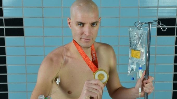 Olympisch zwemkampioen gaat het theater in: Maarten van der Weijden: 'Een sprong in het diepe…'