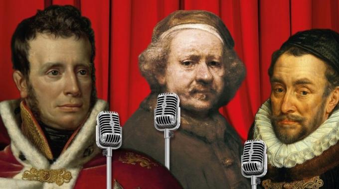 De Grote Geschiedenisshow vanaf eind september in het theater!