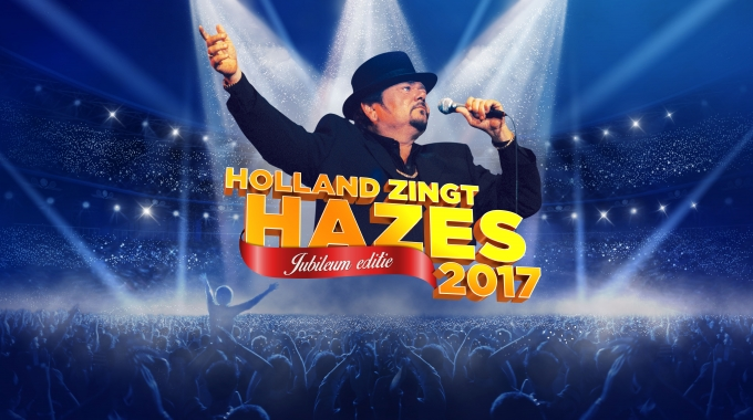 Wegens groot succes extra concert van jubileumeditie Holland Zingt Hazes