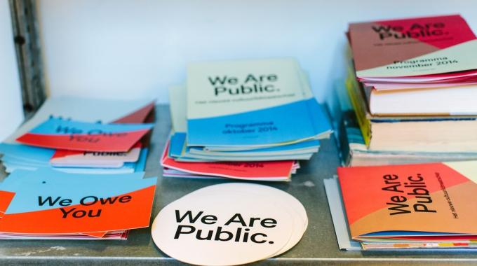 We Are Public campagne succesvol van start tijdens Museumnacht