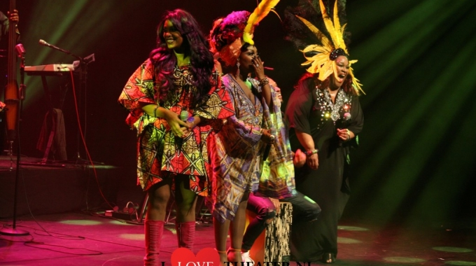 Première Big Black & Beautiful; Get up and dance – FotoReportage