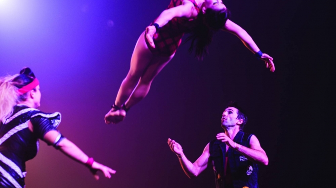 Pants Down Circus verandert je beeld van circus voor altijd