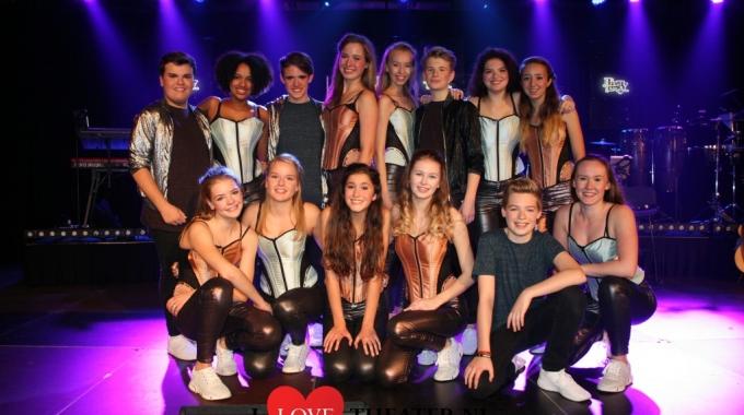 Jonge dans- en zangtalenten gezocht The TeenZ Company komt met unieke theatershow