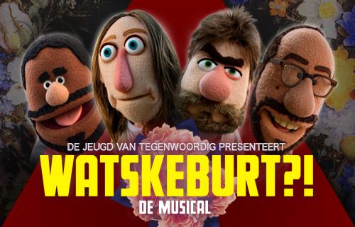 Watskeburt?! – de musical van start