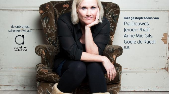 25-jarig jubileumconcert van musicalster Marleen van der Loo met o.a. Tony Neef, Pia Douwes en Jeroen Phaff op 3 april