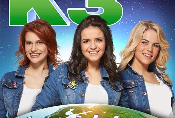 K3 lanceert nieuwe single: De aarde beeft
