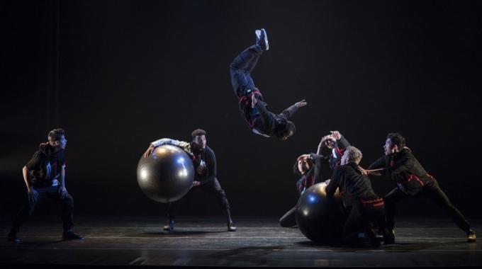 Breakdance groep The Ruggeds voor het eerst te zien in Nederlandse theaters