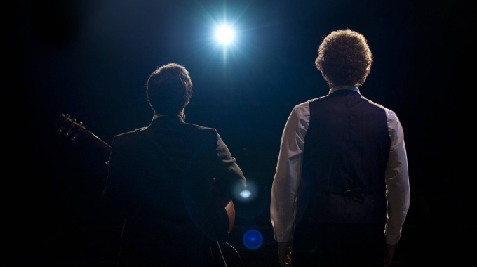Ode aan 's werelds meest succesvolle muzikale duo Simon & Garfunkel