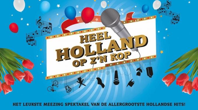 Linda Wagenmakers, Jasper Taconis, Remko Harms en Nicky van der Kuyp zetten dit najaar de theaters op z'n KOP!