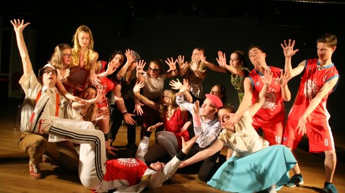 Regionale samenwerkingen bij Disney's High School Musical in Alphen a/d Rijn