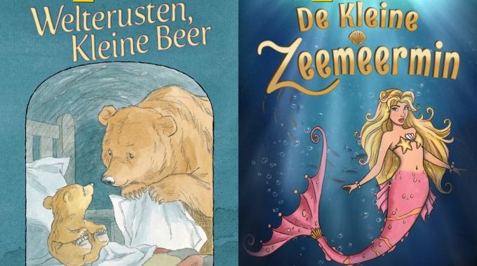 Welterusten, Kleine Beer en De Kleine Zeemeermin van Theater Terra komend seizoen te zien in de Nederlandse en Vlaamse theaters