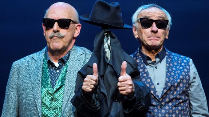 Mini & Maxi: 50 jaar samen in het theater!