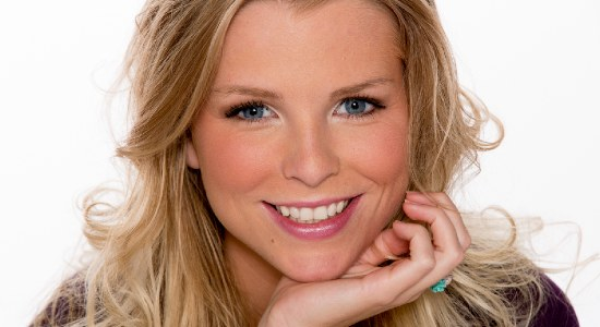 Jennifer Ewbank special guest Holiday On Ice in Ahoy Rotterdam