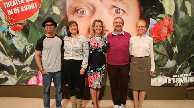 Harrie & Eva 10e komedie van en met Jon van Eerd!
