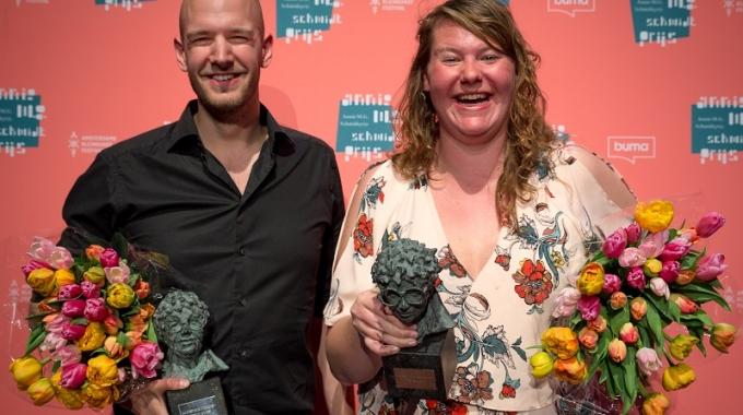 Kiki Schippers en Rolf Verbaant winnen Annie M.G. Schmidtprijs 2016