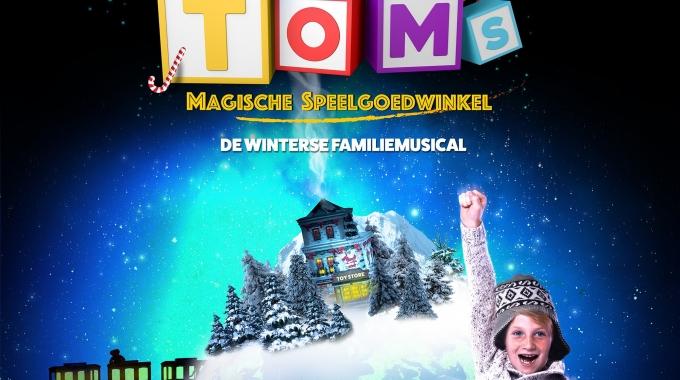 Exclusieve voorstelling van Toms Magische Speelgoedwinkel met doventolk