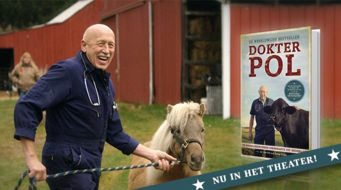 The Incredible Dr. Pol komt naar Nederland voor exclusieve theatertour