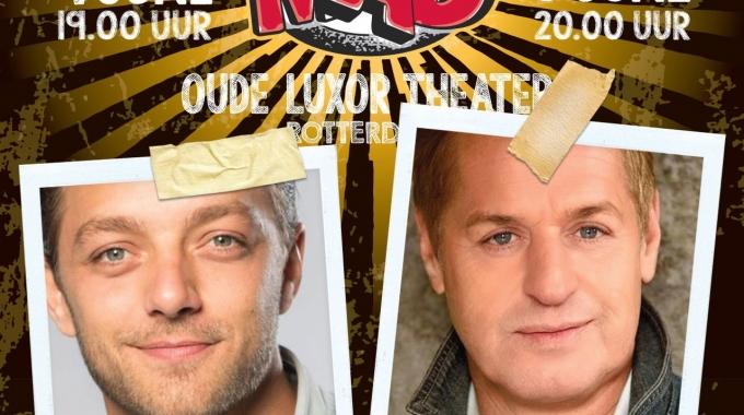 Ook Tommie Christiaan en Tony Neef in Musicals Gone Mad