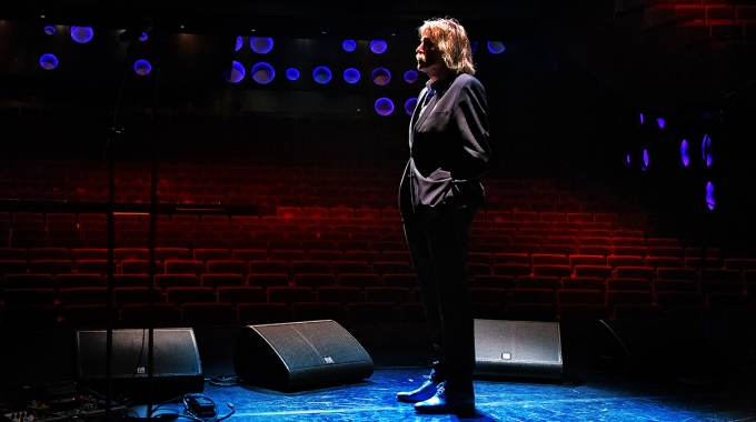 Johan Derksen met succesvol theaterconcert naar Ahoy!