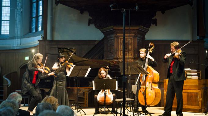 Internationaal Kamermuziekfestival Den Haag 10- 14 mei