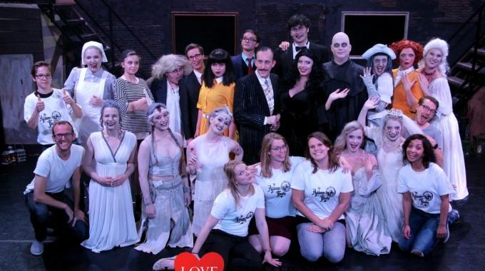 Addams Family van Greg & Baud – FotoReportage