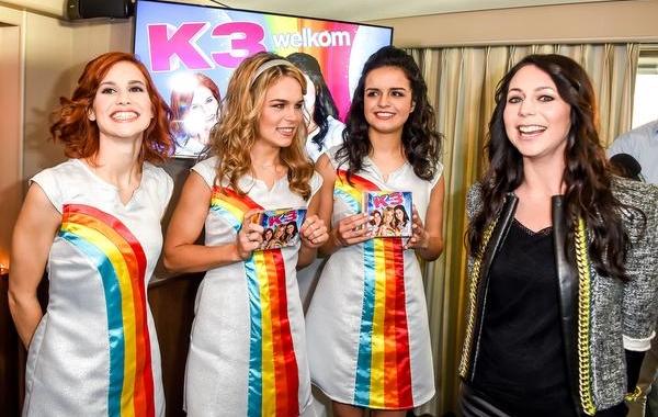 "Kristel Verbeke neemt afscheid als manager van K3: ""Missie geslaagd"""