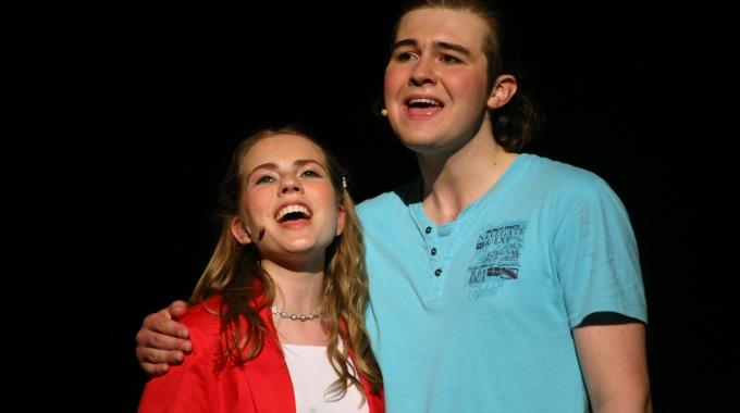 High School Musical : Daphne Bruineberg Productions – FotoReportage