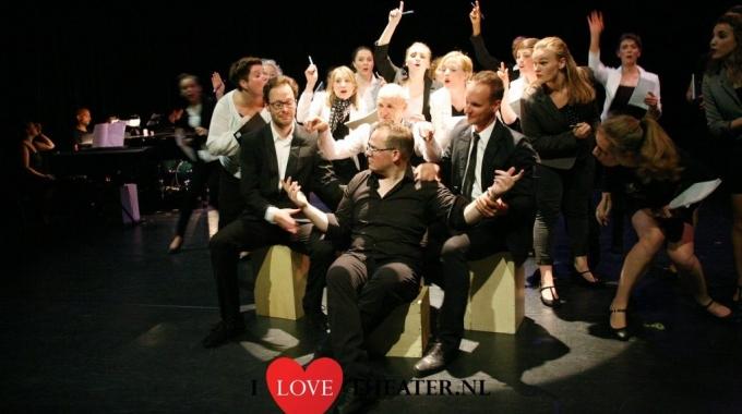 Ja, dat is Revue! van De Vloer School voor podiumkunsten is uniek op eigen wijze.