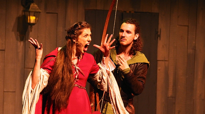 2e Aflevering van de familiemusical Robin Hood en het verdwenen goud is nu te zien !