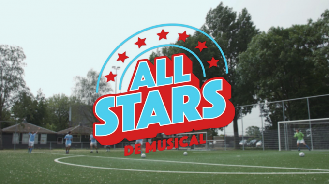 Makers van musical De Marathon brengen All Stars naar het theater
