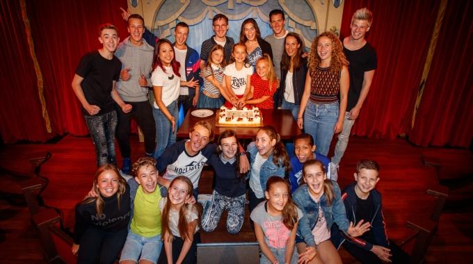 Cast 'Sprookjessprokkelaar de musical' start repetities in Efteling Theater