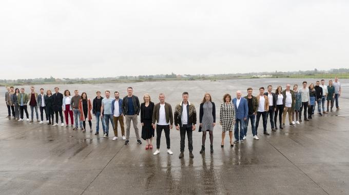 Nieuwe acteurs versterken cast Soldaat van Oranje – De Musical  Sebas Berman is Erik Hazelhoff Roelfzema – Peter Tuinman terug als Van 't Sant