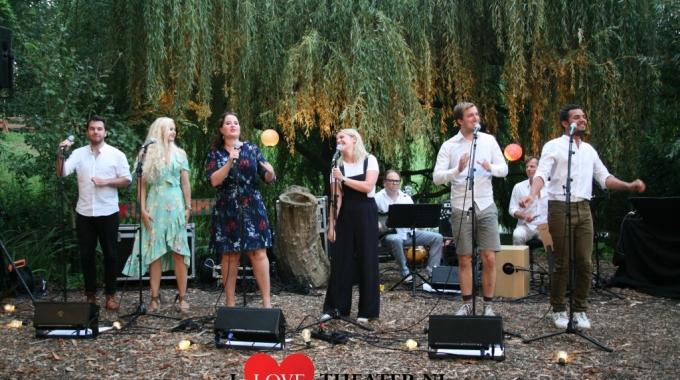 Miriam Venema en Friends zomerconcert – FotoReportage