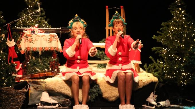 Succesvolle Kerstshow Vuile Huichelaar ook dit jaar weer in het theater