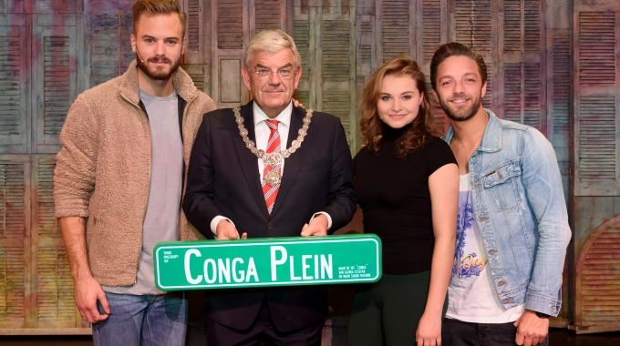 Utrecht krijgt 'Conga Plein'