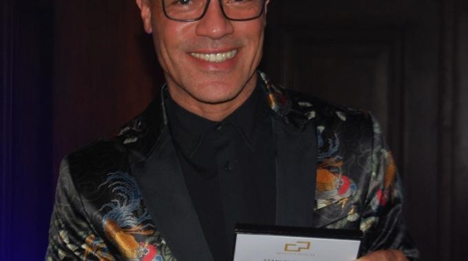 Gouden Genesius Penning uitgereikt aan Stanley Burleson