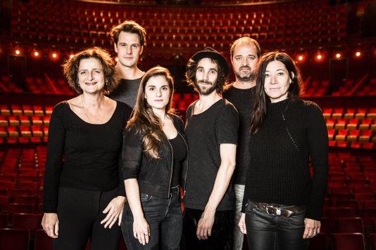 Tom de Ket maakt theaterspektakel Pauperparadijs Carré Amsterdamser