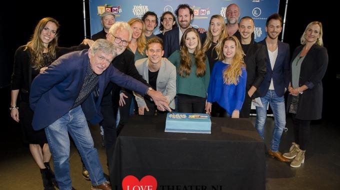 Superheld Tom wil Nederland ademloos toe laten kijken