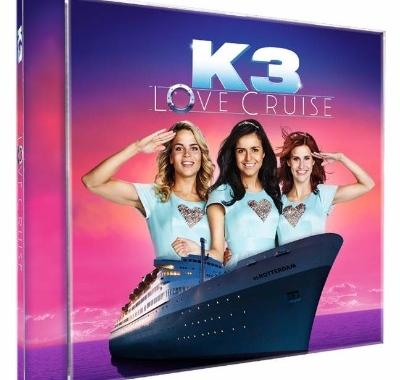 Nieuwe album K3 Love Cruise nu al goud
