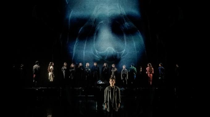 Wereldpremière Kindertotenlieder Appearance in Opéra de Marseille
