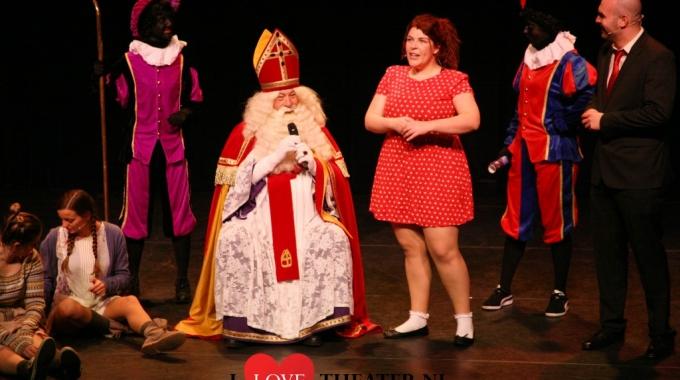 De witte bedjes Sinterklaasfeest 2017 – Fotoreportage