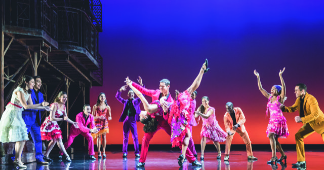 Broadway musical West Side Story vanavond in première