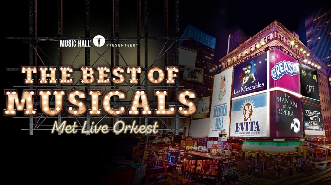 Ook 'Roodkapje' Lauren De Ruyck tussen gevestigde waarden in 'The Best of Musicals'