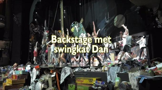 Neem een kijkje achter de schermen bij de Londense West End Musical Cats (Aflevering 1)