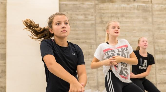 Vanaf volgend schooljaar op De Mavo voor Theater: De Dansspecialisatieklas