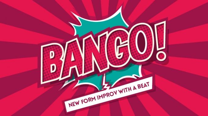 Boom Chicago introduceert nieuwe vorm van improvisatie met Bango!
